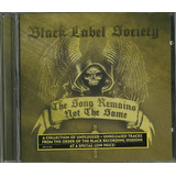 Cd Black Label Society Song Remains Not The Same [encomenda]